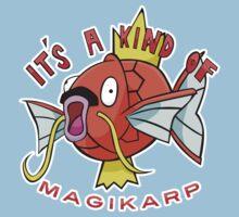 PokéPun - 'It's A Kind Of Magikarp' Kids Clothes