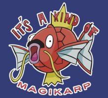 PokéPun - 'It's A Kind Of Magikarp' T-Shirt