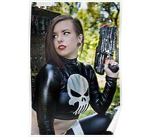 Ash Smashem Punisher 2 Poster