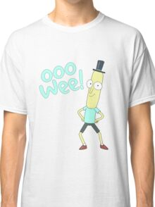 Mr pooptbutthole- Rick and Morty Classic T-Shirt