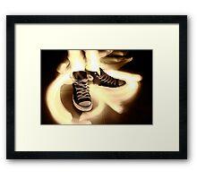 all star art Framed Print