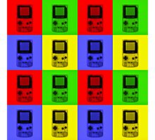 Gameboy Colour-Large Photographic Print