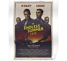 Endless Summer Tour Poster