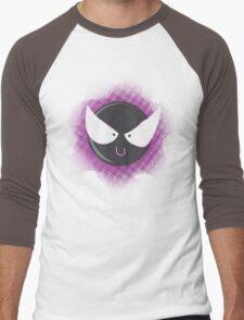 Cute Gastly Men's Baseball ¾ T-Shirt