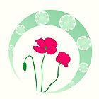 Poppies by demonkourai