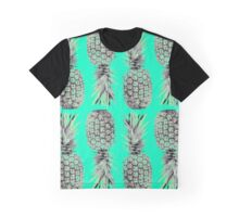 Trouble in Pineappletown Graphic T-Shirt