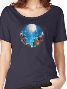 Feline Dreams Women's Relaxed Fit T-Shirt