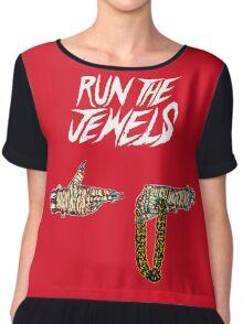 Run The Jewels 2 Chiffon Top