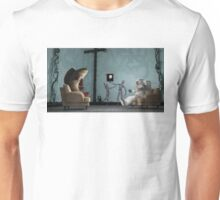 Conversing With Demons At 2 AM Unisex T-Shirt