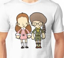 We're in love. We just want to be together. What's wrong with that? Unisex T-Shirt