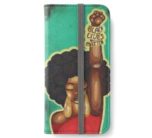 JUSTICE WANTED iPhone Wallet/Case/Skin