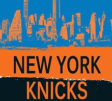 New York Knicks by sdbros