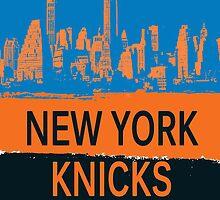 New York Knicks by sdbros