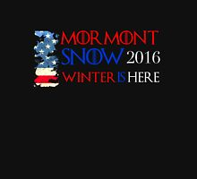 Mormont Snow Campaign logo - Game of Thrones Classic T-Shirt
