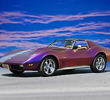 C3 Corvette T Top Stingray by DaveKoontz