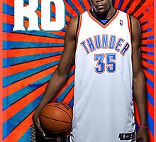 kevin durant by sdbros