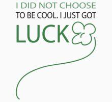 I GOT LUCKY by eddiepez