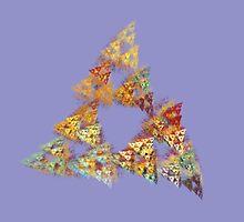 Cyclone Pyramid by CyanAlpaca