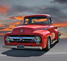 1956 Ford F100 Stepside IV by DaveKoontz