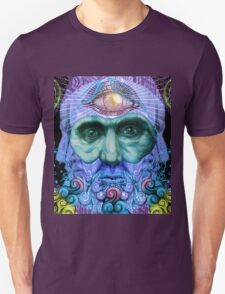 PSYCHEDELIC Old men Unisex T-Shirt