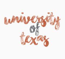 University of Texas Baby Tee