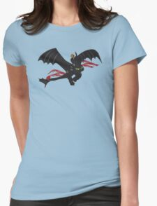 A Tale of Two Furys Womens Fitted T-Shirt