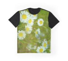Among the Wildflowers Graphic T-Shirt