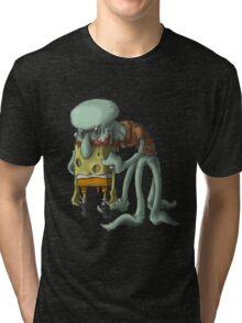 ZOMBIE Carlo Tri-blend T-Shirt