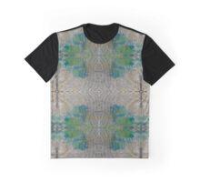 Organic Texture Nature Pattern Graphic T-Shirt