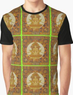 Chandra Thangka Graphic T-Shirt