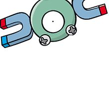 Magnemite DW by Stephen Dwyer
