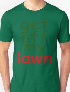 comic sans grandpa slogan Unisex T-Shirt