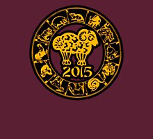 Chinese Year of The Sheep Goat 2015 T-Shirt