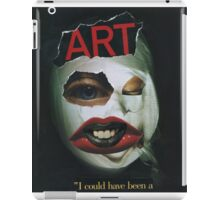 I could Have Been iPad Case/Skin