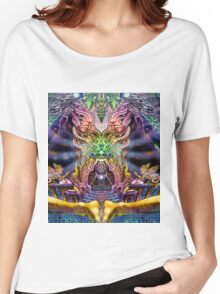 PSYCHEDELIC Zen Women's Relaxed Fit T-Shirt