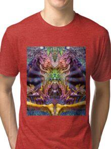 PSYCHEDELIC Zen Tri-blend T-Shirt