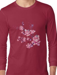 Cherry blossoms I Long Sleeve T-Shirt