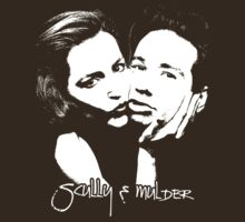 X Files Scully & Mulder by famedazed