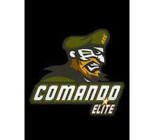 Comando Elite Photographic Print