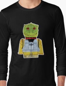Origami Bossk Long Sleeve T-Shirt