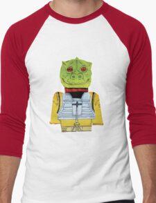 Origami Bossk Men's Baseball ¾ T-Shirt