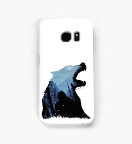 Jon Snow - King of The North Samsung Galaxy Case/Skin