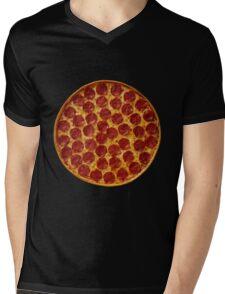 PIZZA-9 Mens V-Neck T-Shirt