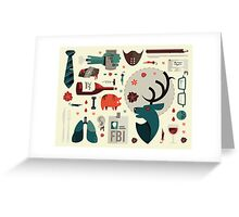 Hannibal Icons Greeting Card