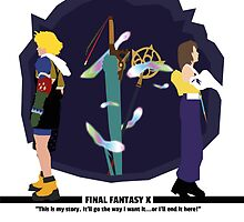 Final Fantasy X by Sophie Haren
