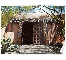 DeGrazia Gallery in the Sun, Tucson, Arizona Poster