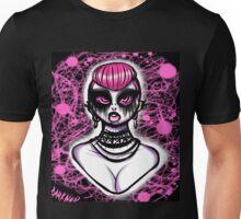 Punk head pink  Unisex T-Shirt