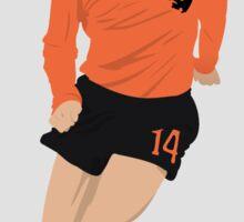 Johan Cruyff Sticker