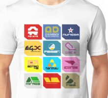 Wipeout Teams! Unisex T-Shirt