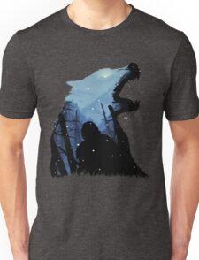 Jon Snow - King of The North Unisex T-Shirt